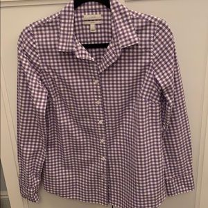J Crew Perfect Fit Classic Blouse